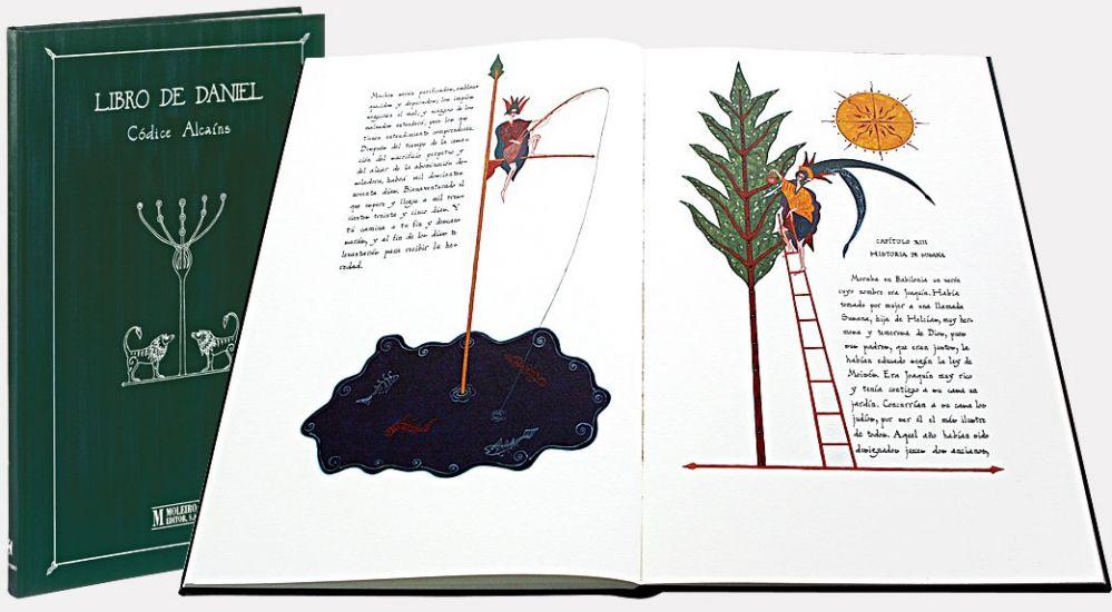 Livro de Daniel Códice Alcaíns