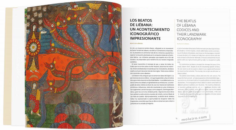 Catalogue de M. Moleiro, l'Art de la Perfection Les Béatus de Liébana: un évènement iconographique impressionnant