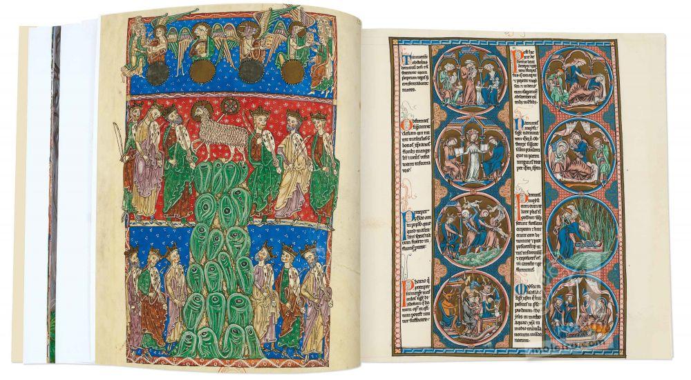 Catálogo de M. Moleiro, el Arte de la Perfección Códices bíblicos: el arte al servicio del texto sagrado