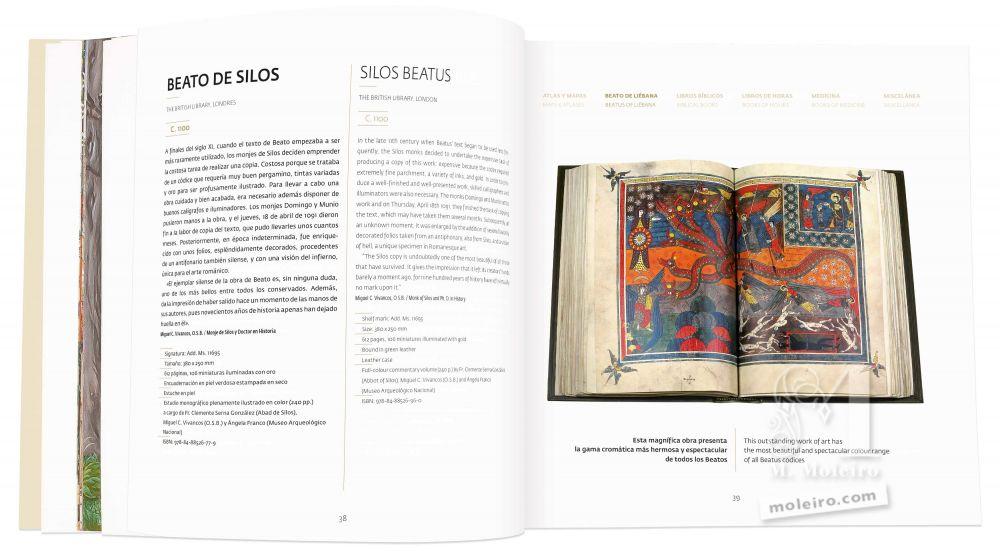 Catalogue de M. Moleiro, l'Art de la Perfection Béatus de Silos