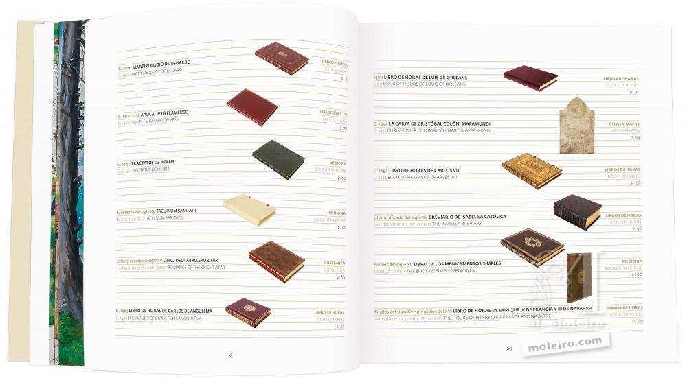 Catalogue de M. Moleiro, l'Art de la Perfection Contenu
