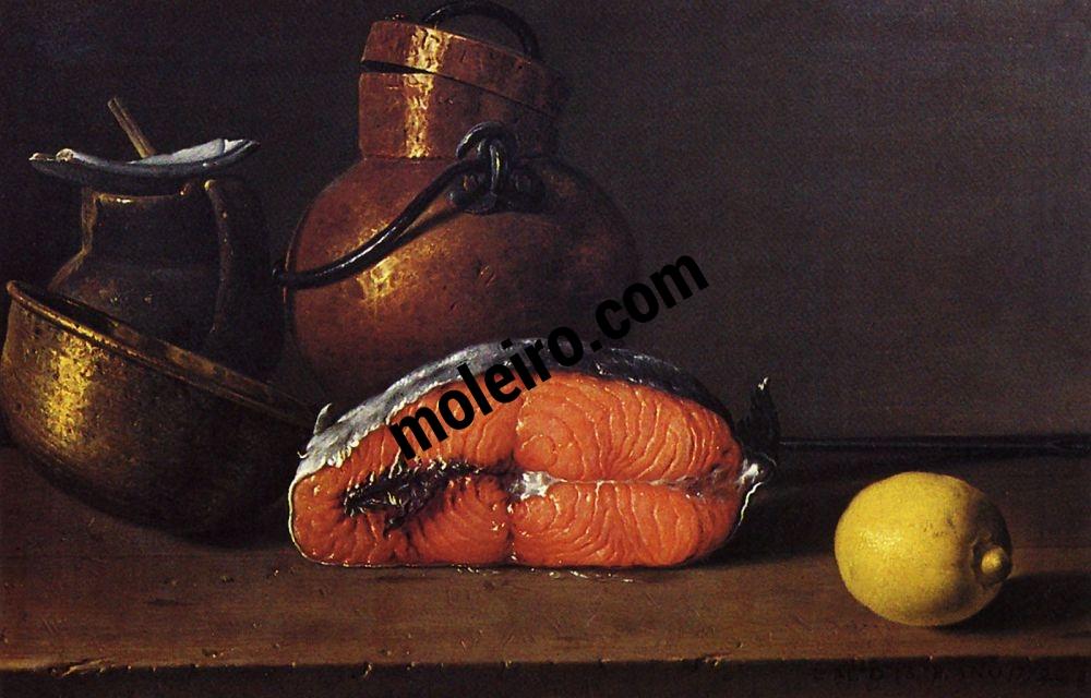 El Arte Barroco en España y Portugal Taverne de Luis Meléndez, 1722. Musée du Prado, Madrid, Espagne.