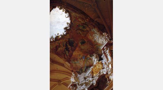 El Arte Barroco en España y Portugal Obra de Narciso Tomé (1721-1731). Toledo, Espanha