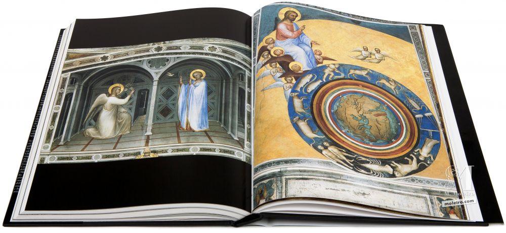 El Arte en la Edad Media Giusto de' Menabuoi, Verkündigung, Padua, Baptisterium, 1374-1378