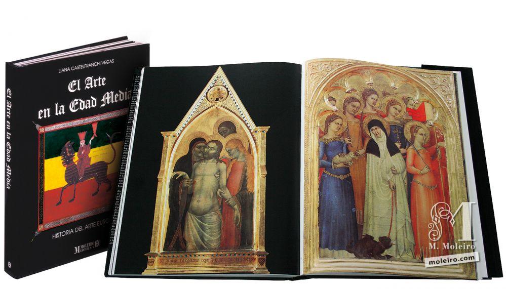 El Arte en la Edad Media Format: 235 x 308 mm