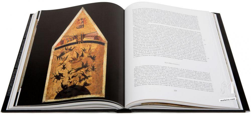 El Arte en la Edad Media Caída de los Ángeles Rebeldes