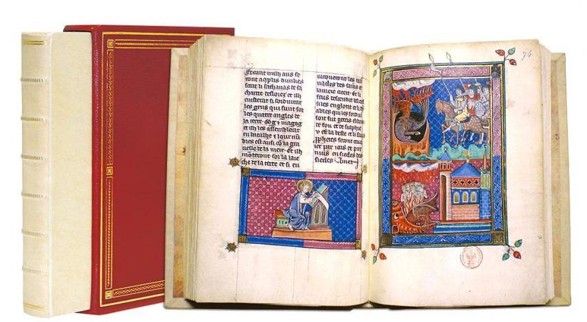 The Apocalypse of 1313 Bibliothèque nationale de France, Paris Bibliothèque nationale de France, Paris
