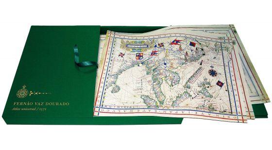Atlas universal de Fernão Vaz Dourado