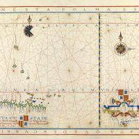 Map No. 9. The coast discovered by Ferdinand Magellan (Indonesia)