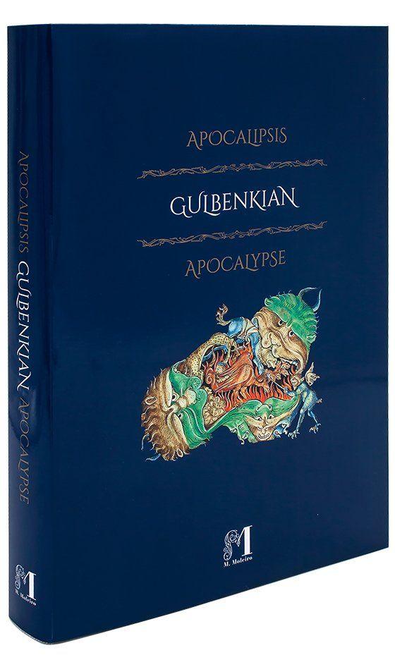 Gulbenkian Apocalypse Gulbenkian Apocalypse art book cover