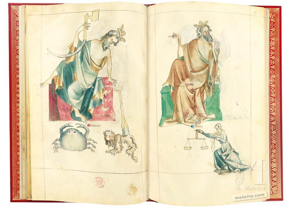 Albumazar Treatise (Liber astrologiae) ff. 32v-33r
