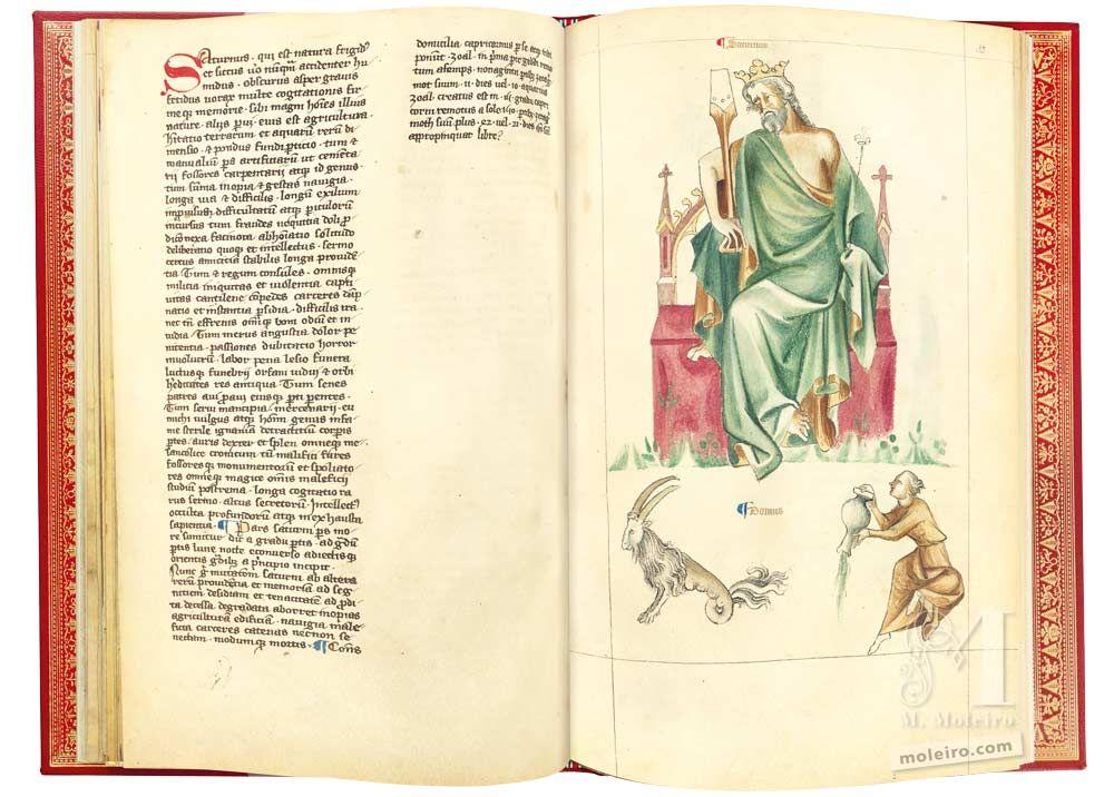 Albumazar Treatise (Liber astrologiae) ff. 31v-32r