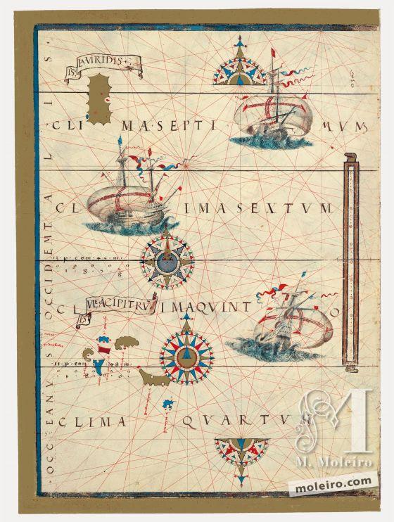 Atlante Miller Isole Azzorre