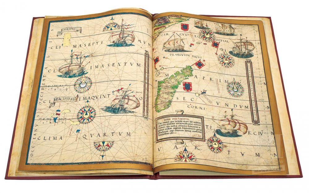Atlas Miller: Bound Presentation The Azores