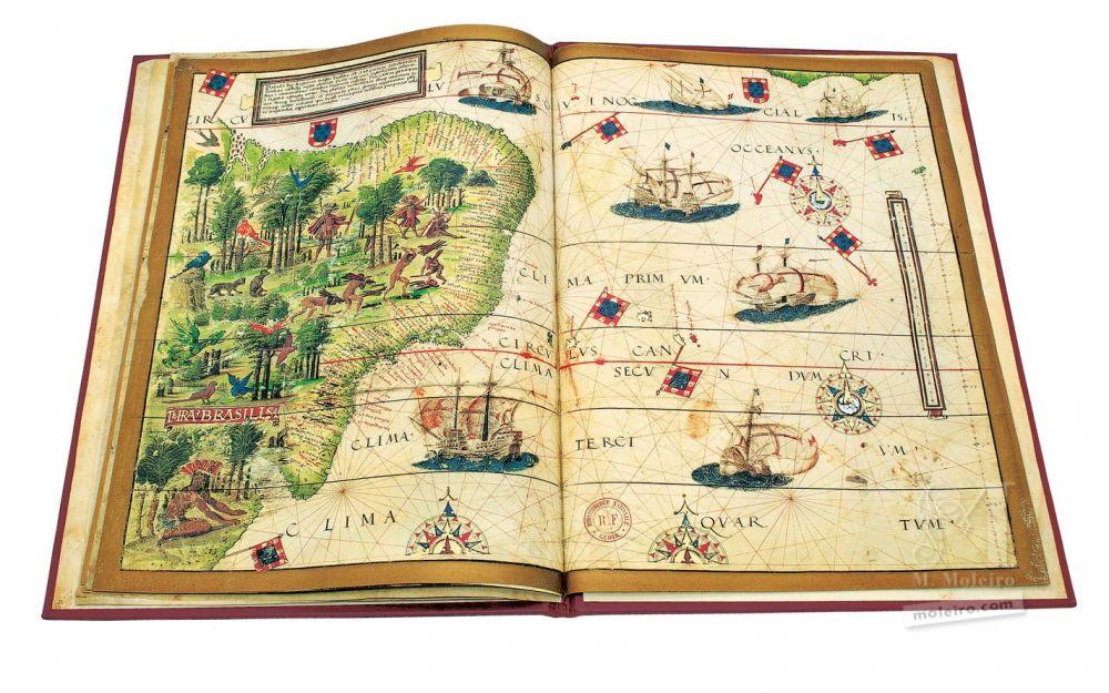 Atlas Miller: Bound Presentation Brasil
