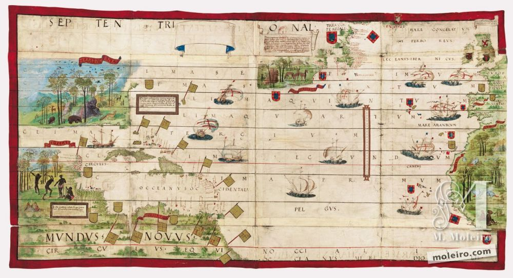 Atlas Miller: Bound Presentation Atlantic Ocean