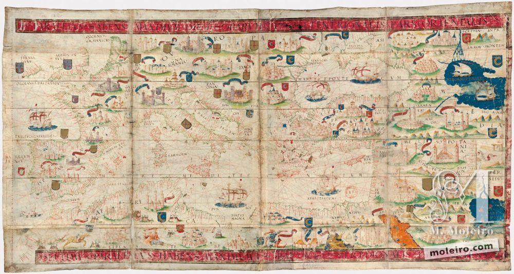 Atlas Miller: Bound Presentation The Mediterranean