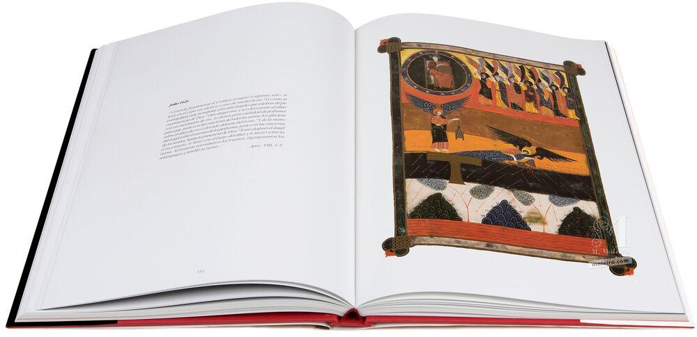 Comentarios al Apocalipsis Comentarios al Apocalipsis, Beato de Liébana, Códice de Fernando I y Doña Sancha. El silencio del séptimo sello