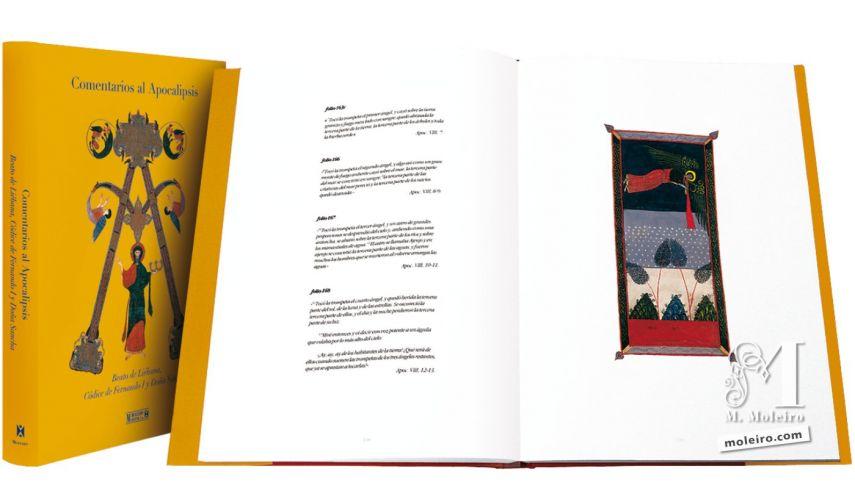 Comentarios al Apocalipsis Beato de Liébana,  Códice de Fernando I y Doña Sancha