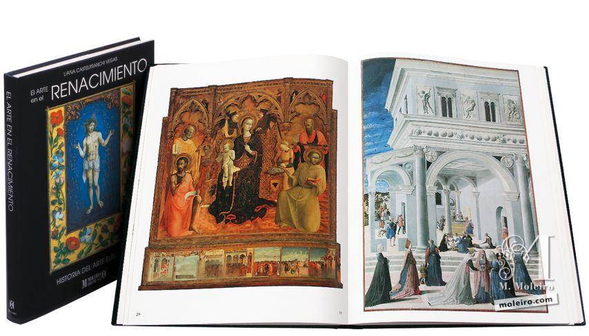 """El Arte en el Renacimiento Las obras maestras del """"ideal humano"""" europeo."""