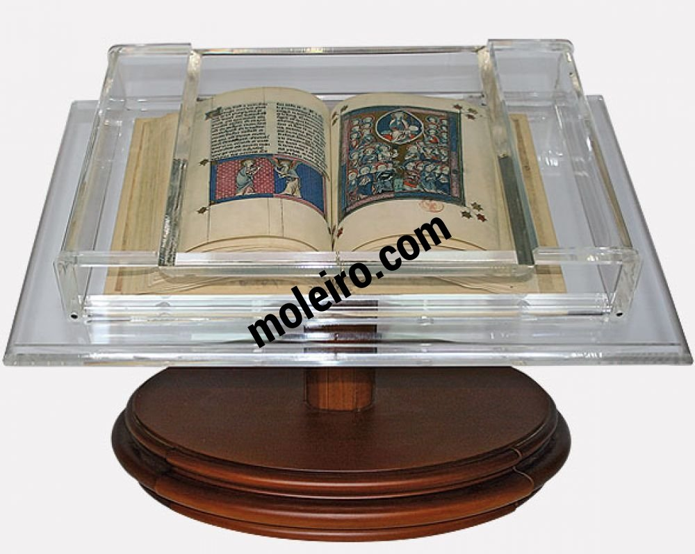 Présentoir pour codex de taille moyenne Présentoir avec l'Apocalypse en Français