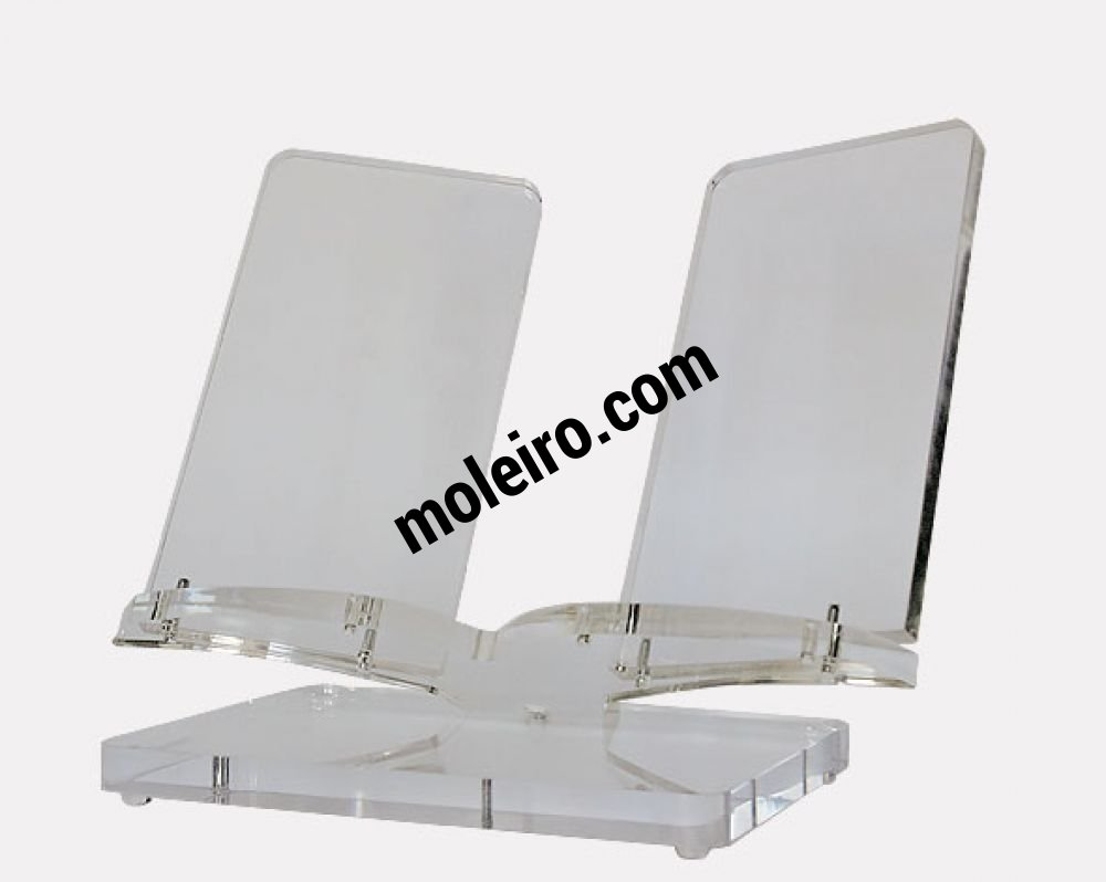 Small acrylic bookrest Small acrylic bookrest