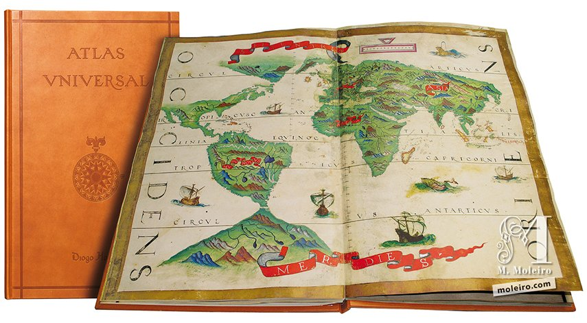Universal Atlas National Library of Russia, St Petersburg