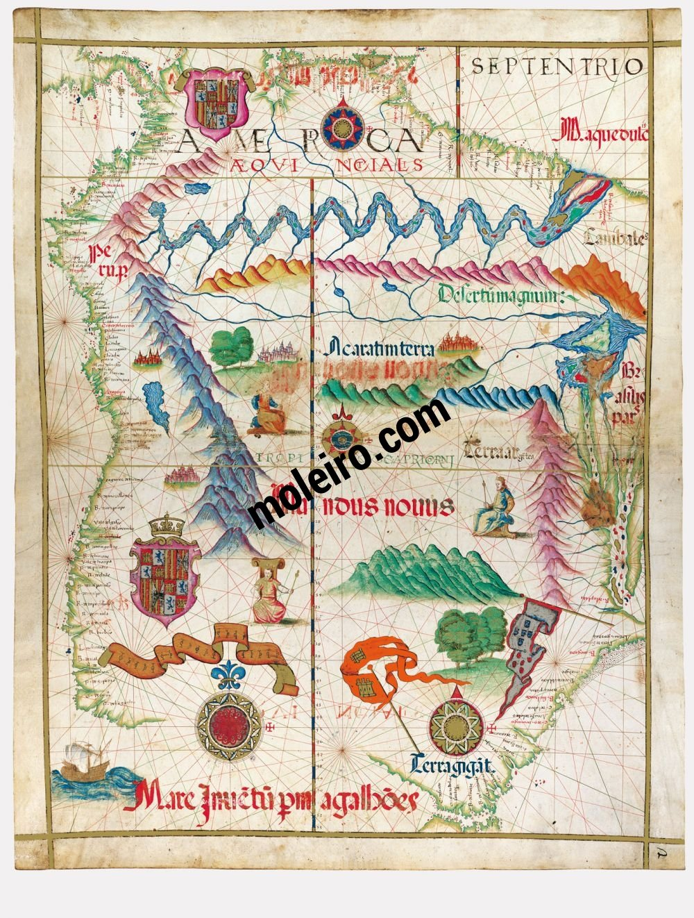 Universal Atlas Map No. 2. America