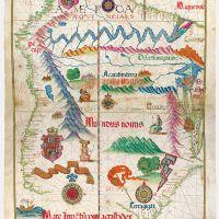 Carte n. 2. Amérique