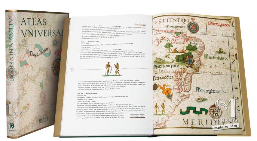 Atlas Universal de Diogo Homen (Monografía - Dto. especial)