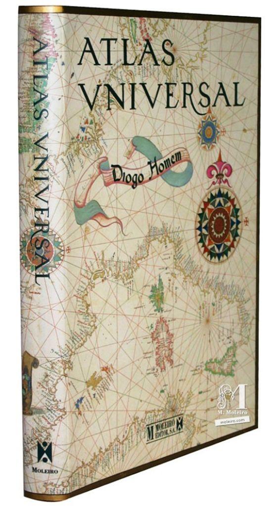 Universal Atlas, Diogo Homem - 3