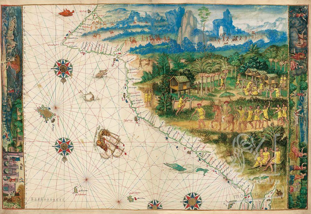 Atlas Vallard Ostküste Australiens