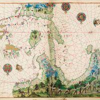 India, Asia, Malay Archipielago, coast of Australia