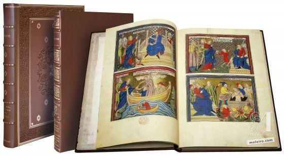 L'Apocalypse et la Vie de saint Jean en images