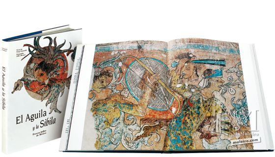 El Águila y la Sibila. Frescos indios de México Fresco de la iglesia de Ixmiquilpan