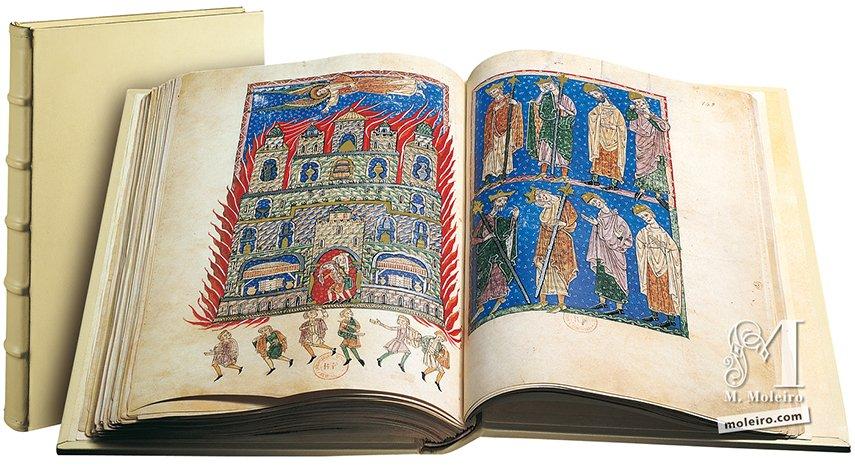 Arroyo Beatus San Andrés de Arroyo Monastery Codex San Andrés de Arroyo Monastery Codex