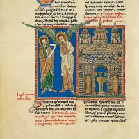 f.   29v, The message to the Church of Smyrna