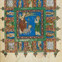 f. 161v, The new Jerusalem