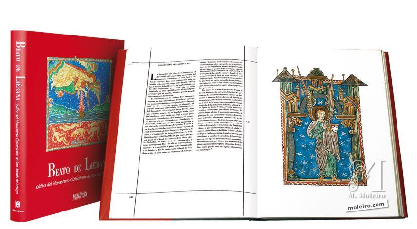 Beato de Liébana, códice del Monasterio Cisterciense de San Andrés de Arroyo