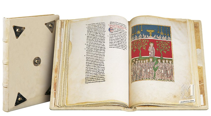 Cardeña Beatus Codex of the Monastery of San Pedro de Cardeña Codex of the Monastery of San Pedro de Cardeña