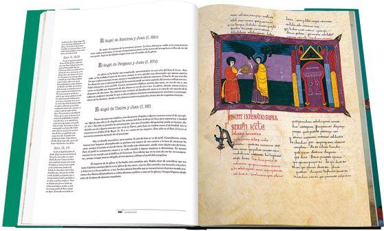 Beato de Fernando I y Sancha El ángel de Esmirna y Juan