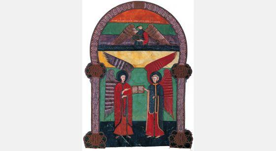 Beato de Fernando I y Sancha Evangelio de Juan