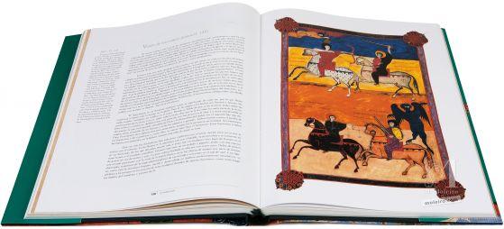 Beato de Fernando I y Sancha Los cuatro jinetes del apocalipsis