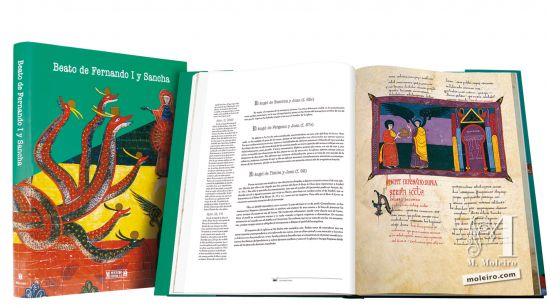 Beato de Fernando I y Sancha Beato de Fernando I y Sancha - Presentación general