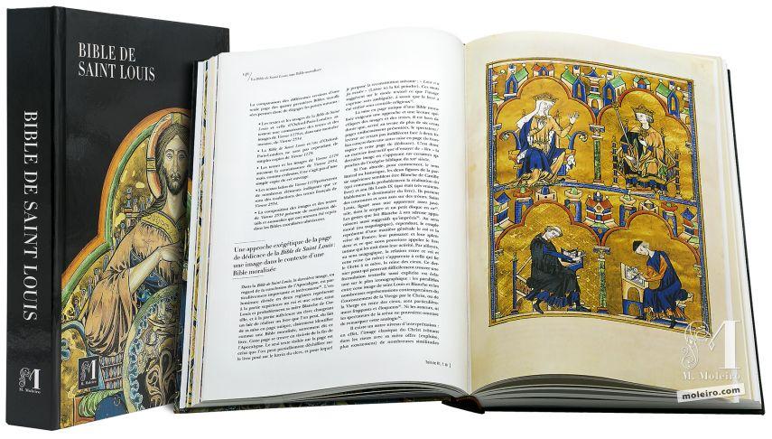 Bible de Saint Louis Bible de Saint Louis
