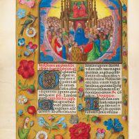 f. 477v, Feast of All Saints