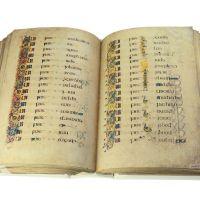 ff. 200v-201 ·Lucas; Genealogía de Cristo