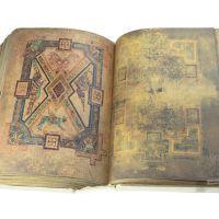 <p>ff. 290v-291 · ElEvangelio de Juan:<br /> símbolos de los cuatro evangelistas</p>