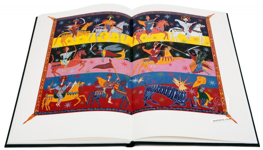 Beato de Liébana. Códice de Alcaíns