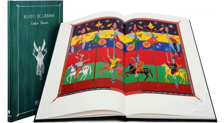 Beato de Liébana Alcaíns Codex Alcaíns Codex